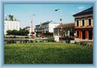 Centrum města Varnsdorf