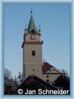 Tišnov - Kostel