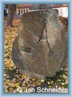 Tišnov - Památník obětem komunismu