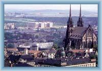 Brno - Katedrála sv. Petra a Pavla