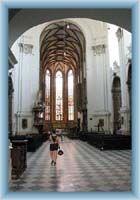 Brno - Interiér katedrály