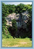Josefovské údolí - Býčí skála