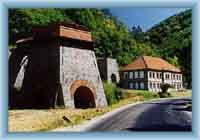 Josefovské údolí - huť Františka