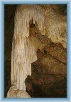 Punkevní jeskyně - krápníková výzdoba