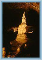 Sloupsko-šosůvské jeskyně - krápníková výzdoba
