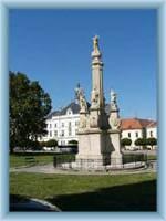 Valtice - náměstí