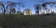 Hrad Buchlov - kaple Sv. Barbory