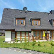 Moderní horský řadový dům pro 2 rodiny (do 10osob)