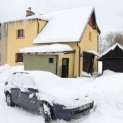 Apartmány Prášily Šumava
