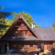 Horská chata Balada Bedřichov, Hraničná