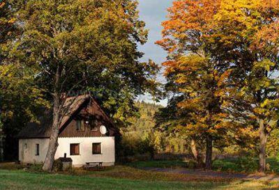 Chata u Špičáku