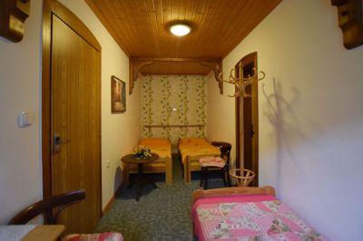 Ubytování v Pekle
