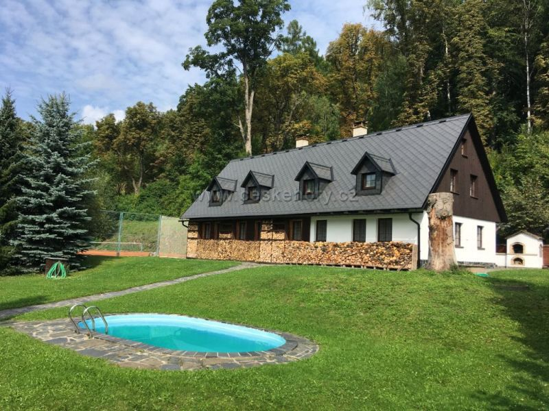 Ubytovn Mal Morvka - esk hory