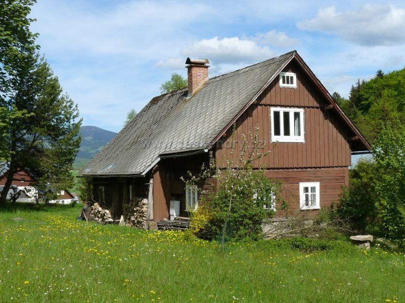 Cottage Makov - Paseky nad Jizerou
