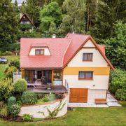 Luxusní chata s vlastním molem