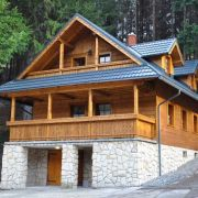 Chata pod Loučkou - ubytování Horní Lomná