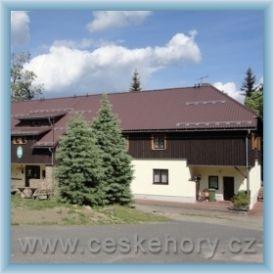 Turistická chata KČT Prášily