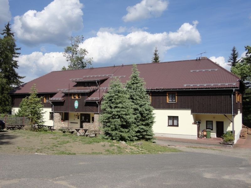 Horská chata Prášily (KČT)