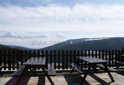 Bouda Danielka - penzion na sjezdovce