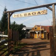 Westernový ranč El Baga