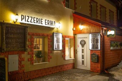 Pension - ERIKA - Pizzerie