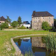 Nocležna na hradě Vildštejn
