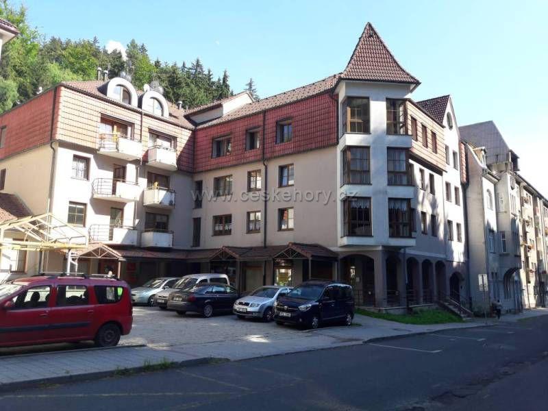 Apartmány Jáchymov