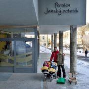 Pension Janský potok II