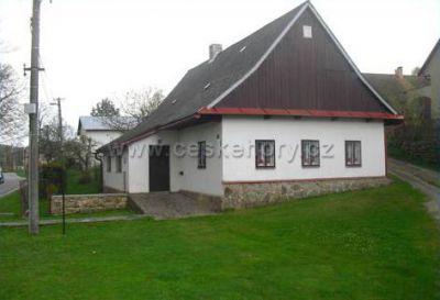 Stylová chalupa ve Sněžném