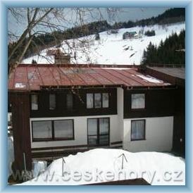 Ubytování v soukromí pec pod sněžkou