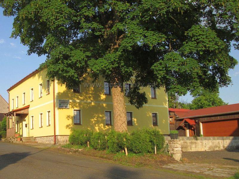 Krušnohorský penzion Javor