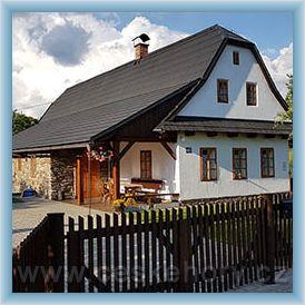 Maruška - Chalupa pod Křížovým vrchem