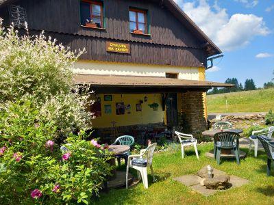 Chalupa Na Závisti - levné ubytování Český les