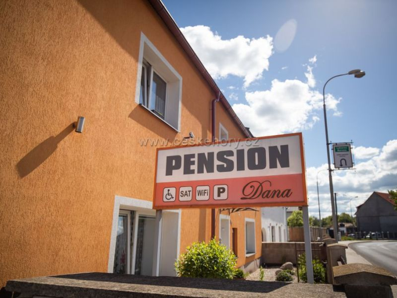 Pension Dana