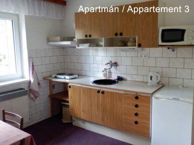 Apartmány Marek