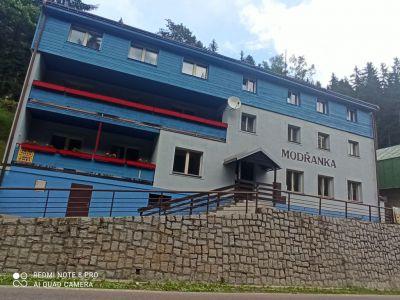 Penzion Modřanka
