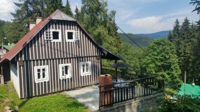Gebirgshütte - Kořenov