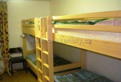 Turistická ubytovna SKP Harrachov
