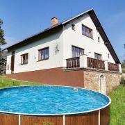 Horská chata s bazénem a saunou - Dolní Morava
