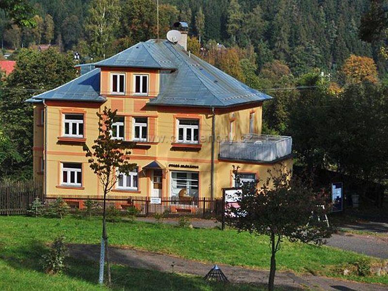 Apartmánový dům Stará Mlékárna