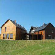 Chalupa Karolina a Vendula s finskou saunou