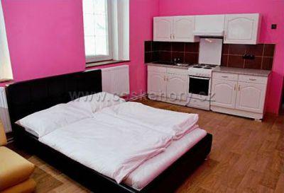 Accommodation Stred Jachymov