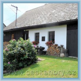 Hütte Šumavská chalupa