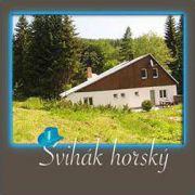 Švihák horský - dříve Chata Šindelná