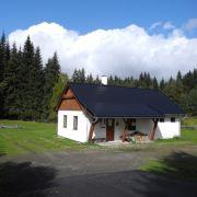 Veřejné tábořiště Prášily