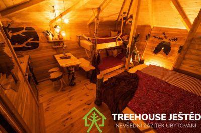 Treehouse Ještěd