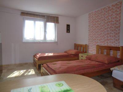 Ubytování v soukromí u Marušáků