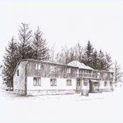 Duha - turistická chata v srdci Vysočiny