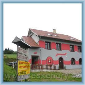 Penzion �dol� Kr�l� - restaurace U Jani�ky