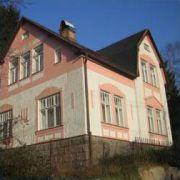 Vila v Albrechticích v Jizerských horách
